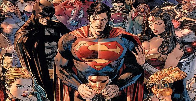 Why I'm Loving DC Comics Right Now