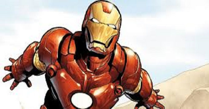 Tony Stark Develops New Vacuum, Chaos Ensues