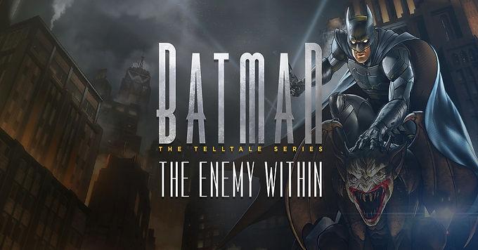 Telltale Batman: The Enemy Within