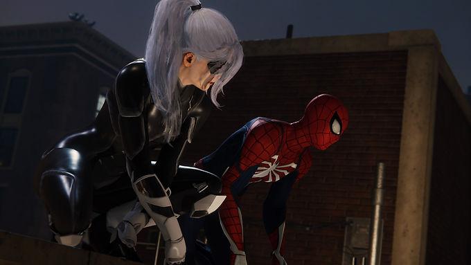 Marvel's Spider-Man DLC: The Heist