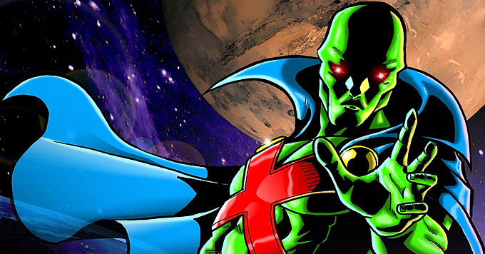 """Martian Manhunter Banned from Beijing After """"Incredibly racist"""" Remarks"""