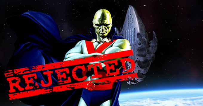 Martian Manhunter's Request to be Known as Martian Meatbeater is Rejected