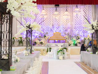 Wedding of Fatin & Qayyum in Singapore