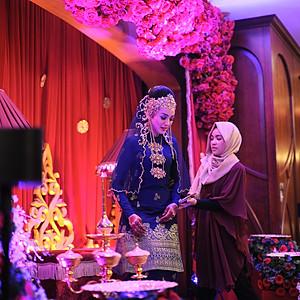 Asyraf Khalid & Tya Ariffin