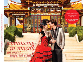 Macau Bridal Guide Shooting