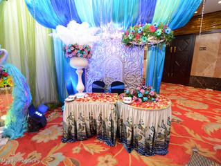 Sharinah & Maisum Reception