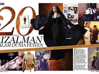 Glam: Photo for Rizalman