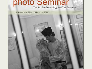 Seminar Fotografi UTM
