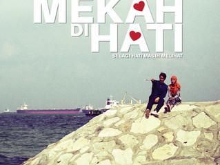 Telemovie Shoot: Mekah Di Hati