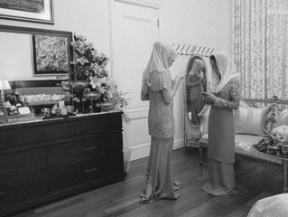 Majlis Merisik Adibah Datuk Yahya  & Adam Dato Syed Zainal