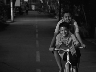 Street Photo: Kg Baru KL #3