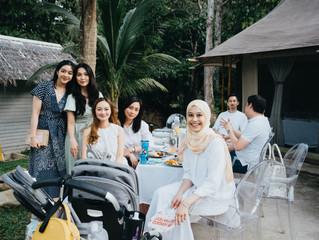 Birthday Party at Tiarasa
