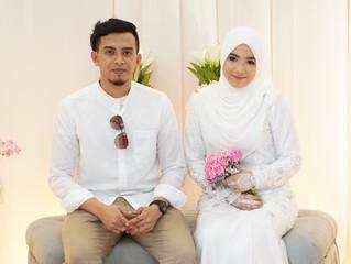 Engagement of Amirah n Naufal