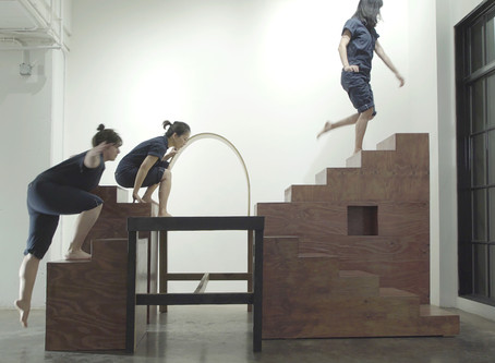 POOM/MOP - a collaboration with Joowon Song, a resident artist at the Collective SML | k