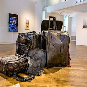 ARRIVED, SERIES OF SUITCASES