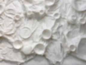 Sammy Lee, joomchi, hanji, korean art, denver artist, contemporary paper art, kozo, paper felting, pape casting