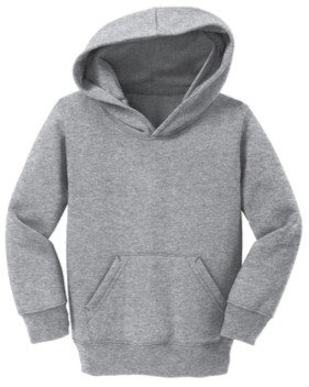 Toddler Pullover Hooded Sweatshirt