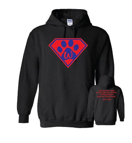 Gildan Hooded Sweatshirt