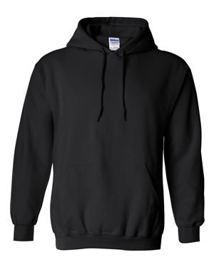 Adult Gildan Hooded Sweatshirt