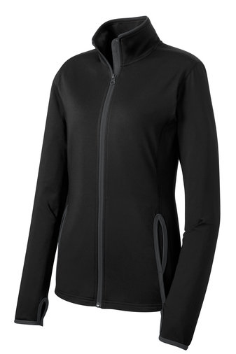 Ladies Sport-Tek Full-Zip Jacket