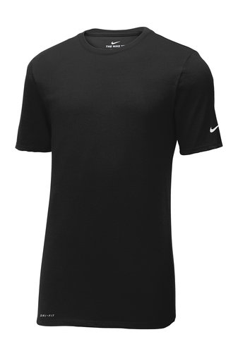 Adult Nike Dri-FIT Cotton/Poly Tee