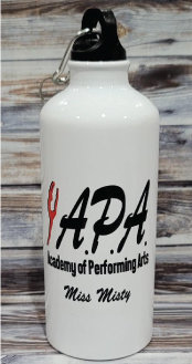 Personalized Sublimated Water Bottle