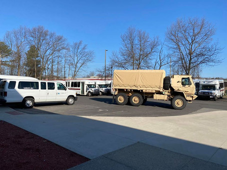BETTER TOGETHER: MEMA, National Guard, and Patriots get PPE to VIABILITY