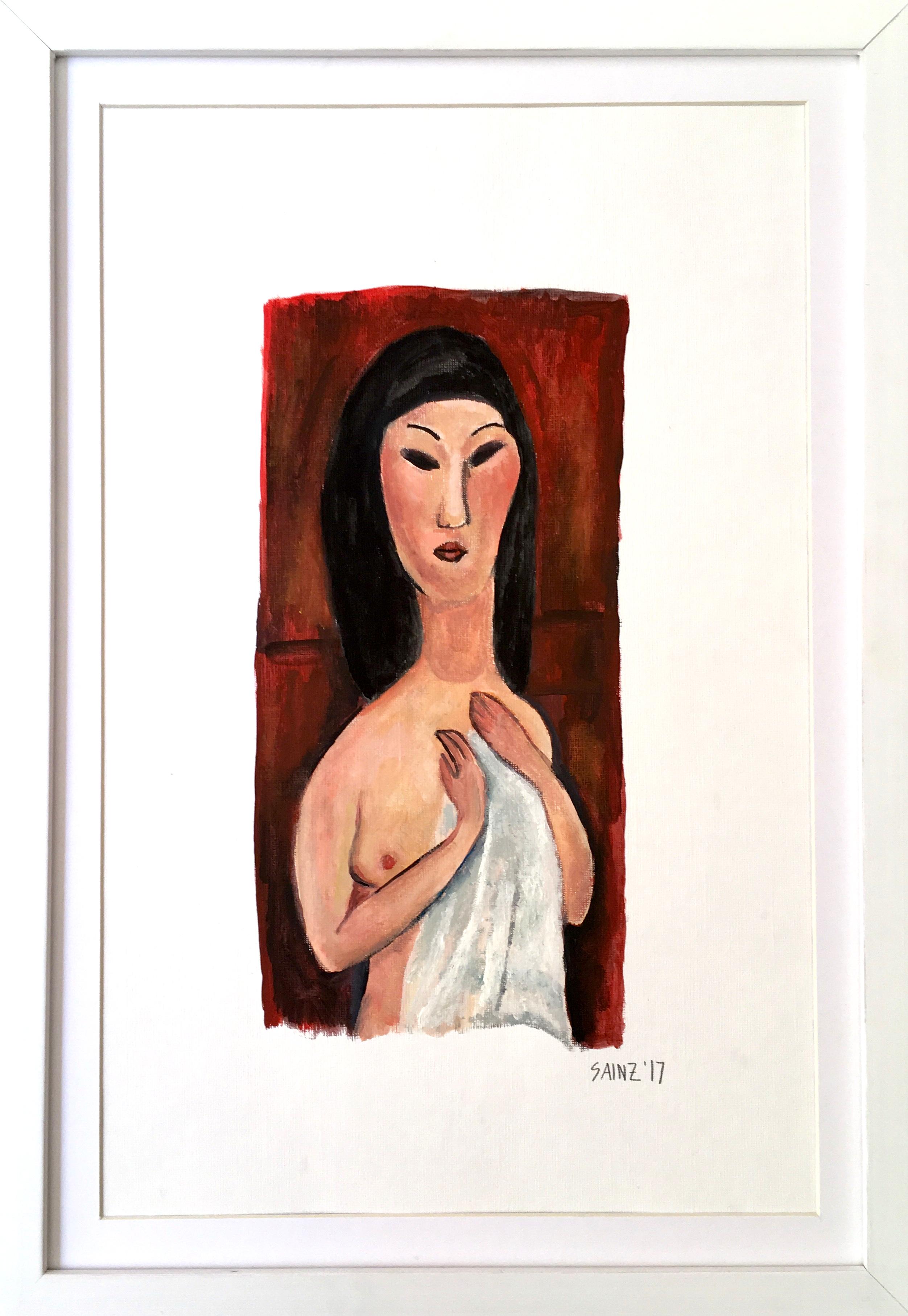 LynMay Modigliani