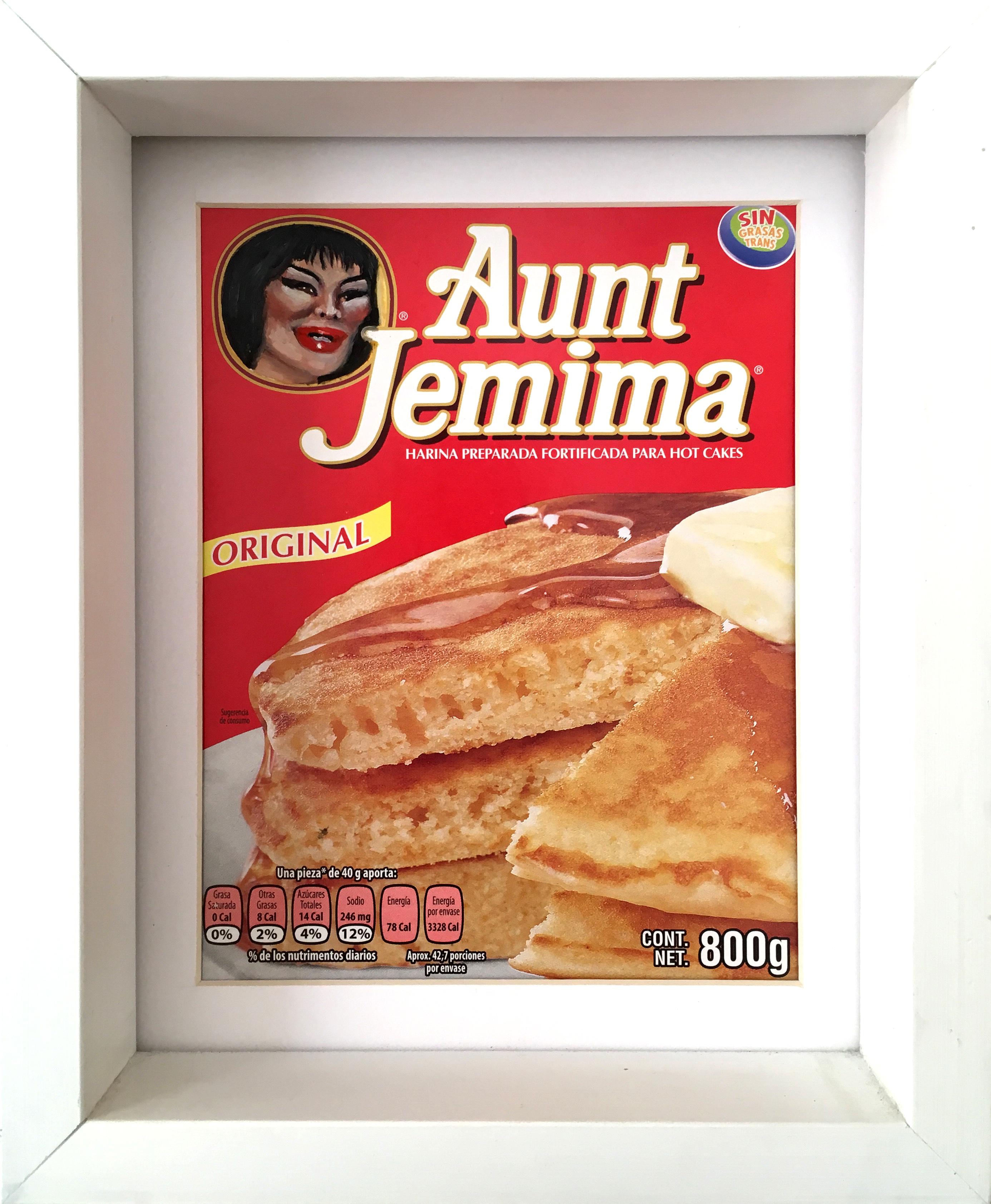 Lyn May Aunt Jemima