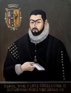 Rafael Tovar López-Portillo