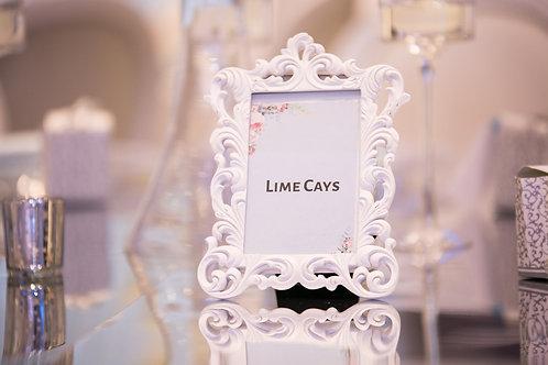 WEDDING TABLE FRAMES