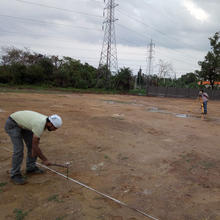 Survey-for-Land-Leveling-for-Ground-Moun