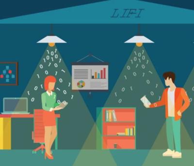 Li-Fi Project: Data Transmission Through Light