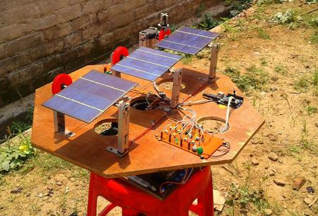 Single And Dual Axis Solar Tracker Using Arduino And The Corresponding Solar Energy Output Increase
