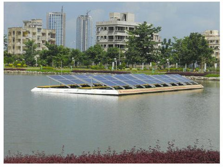 Different Places to Install Solar Power Plant
