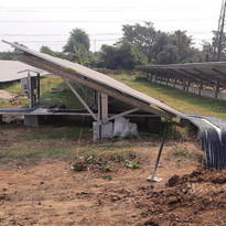 Cabaling-Work-for-1MW-Solar-Power-Plant-