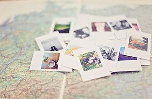 Travel Polaroidy