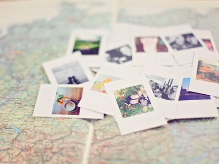 心の旅に出てる感じがします!