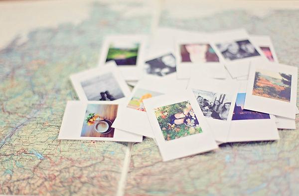 Polaroids viajes