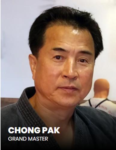 Grand Master Chong Pak