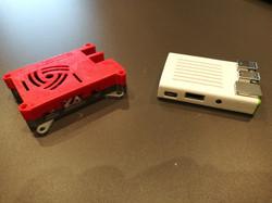 Impression 3D Boitier Raspberry 2-3
