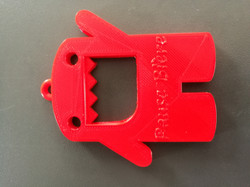 Impression 3D décapsuleur