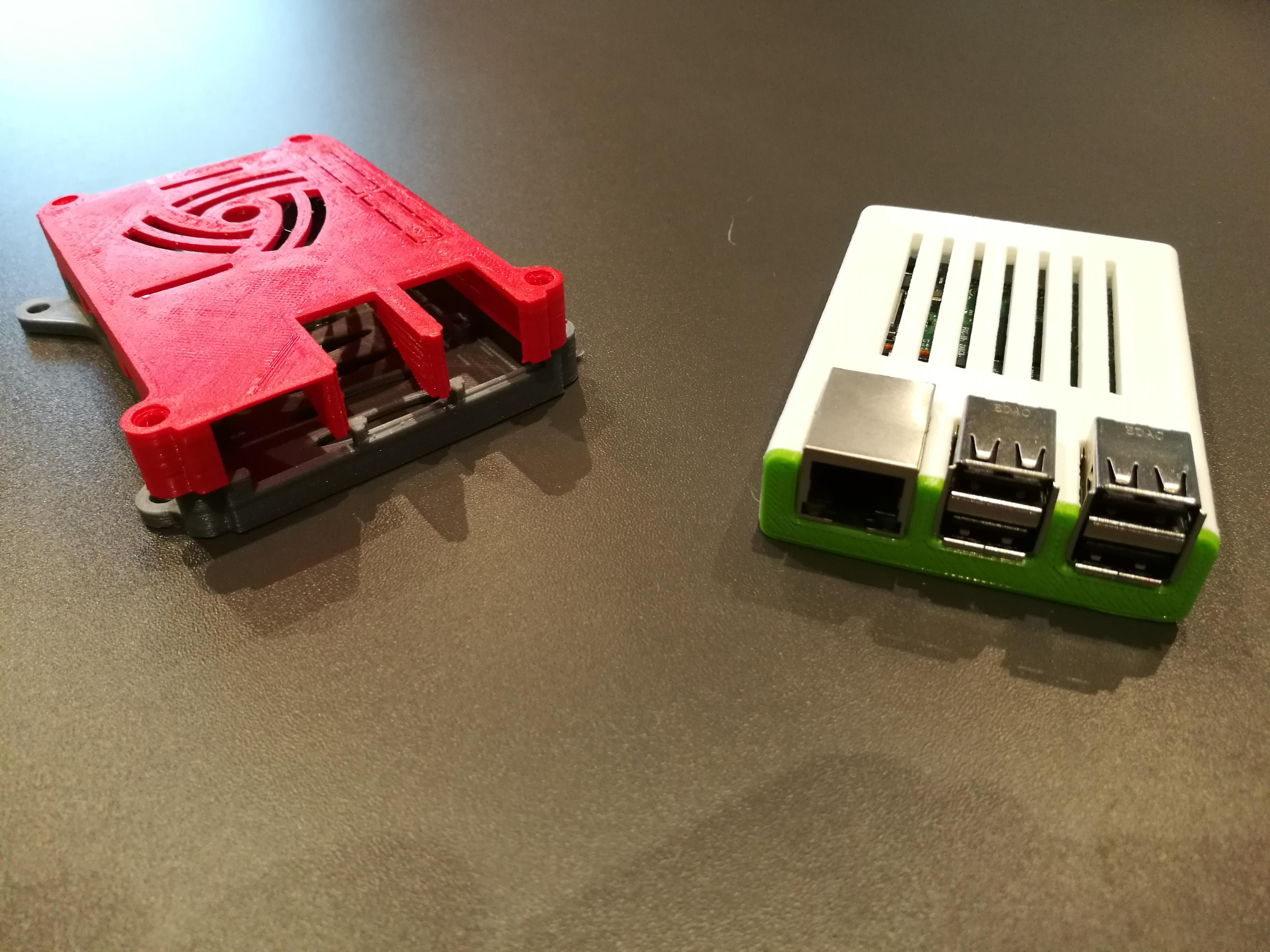 Impression 3D Raspberry