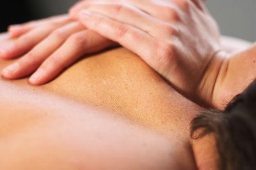 Massagem de recuperação