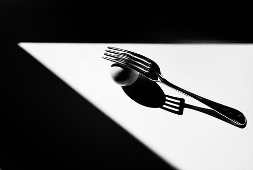 Ron Colbroth,  Egg and Fork