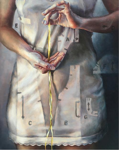 Meredith Mullins, Illusion of Control
