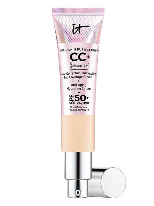CC+ Cream Illumination SPF50+ (MEDIUM)