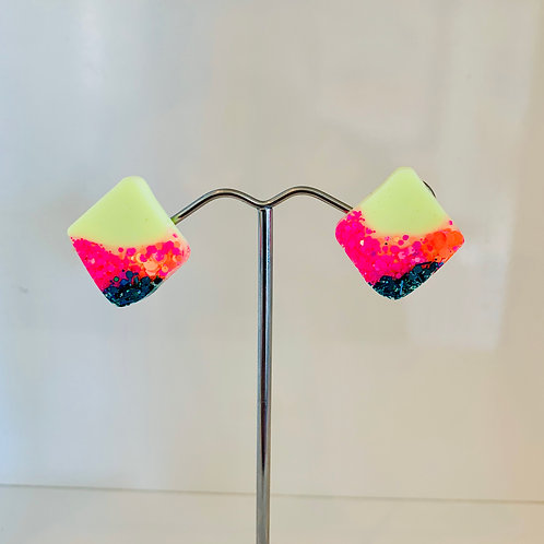 Earrings- Diamond Stud Earrings