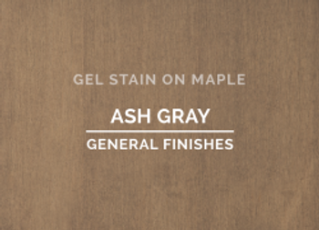 GEL Stain - Ash Gray (2 sizes)