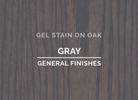 GEL Stain - Gray (2 sizes)